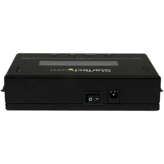 StarTech.com Standalone 2.5 / 3.5inch SATA Hard Drive Duplicator and Eraser