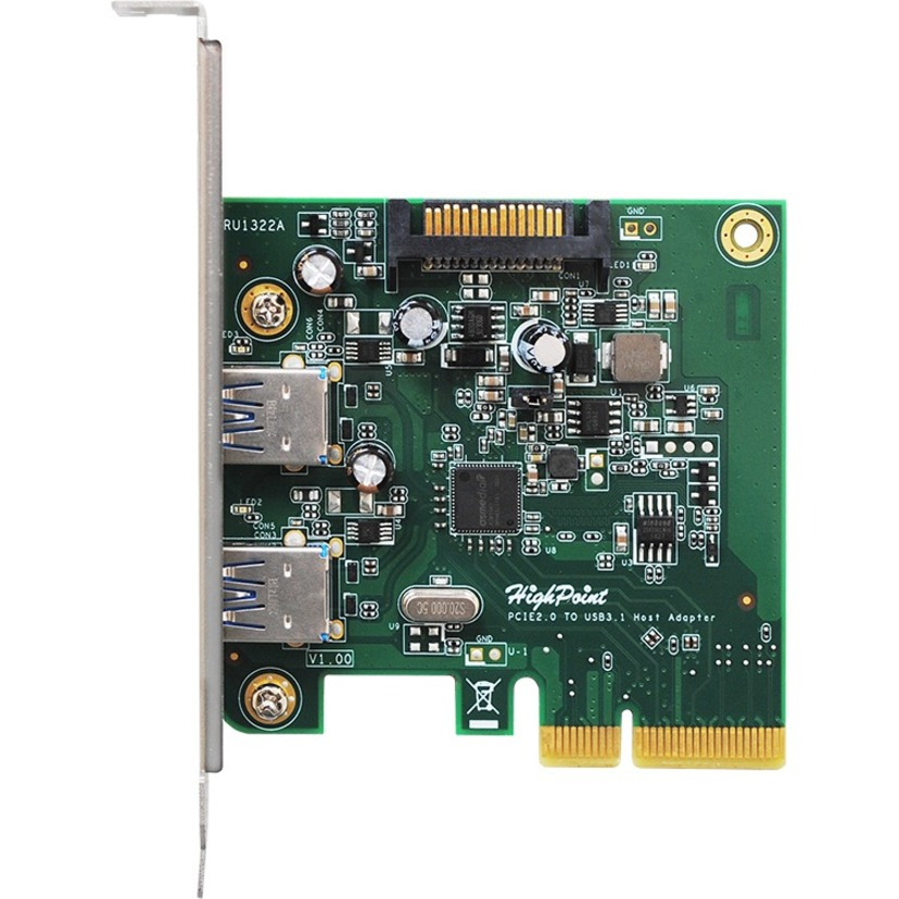 Highpoint Technologies USB and Firewire Cards