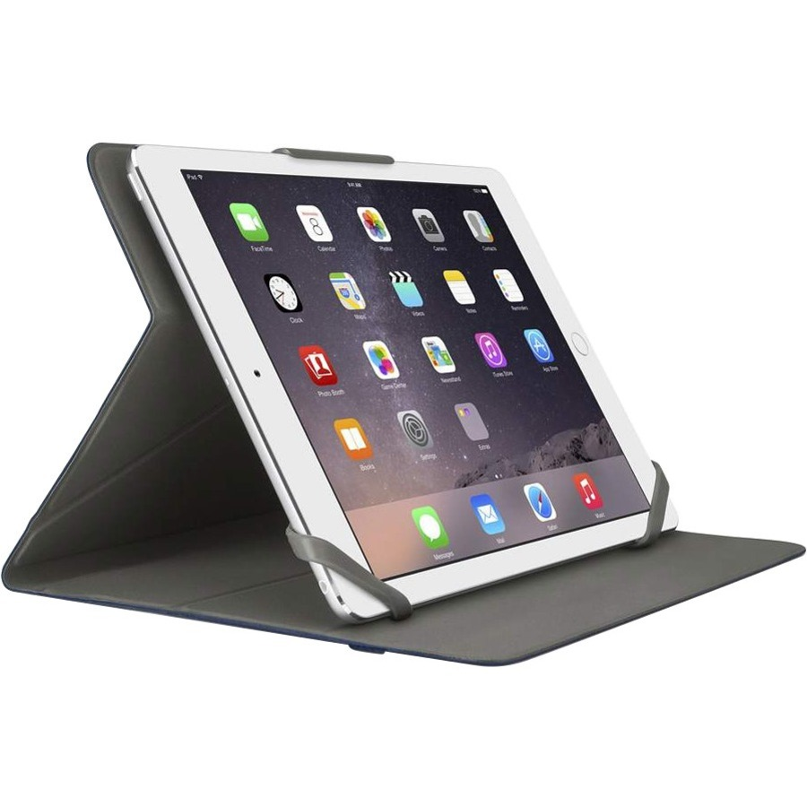 Belkin Twin Stripe Carrying Case Folio for 25.4 cm 10inch iPad Air, iPad Air 2, Tablet
