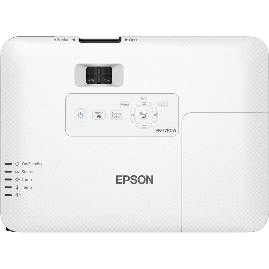 Epson EB-1780W LCD Projector - 720p - HDTV - 16:10
