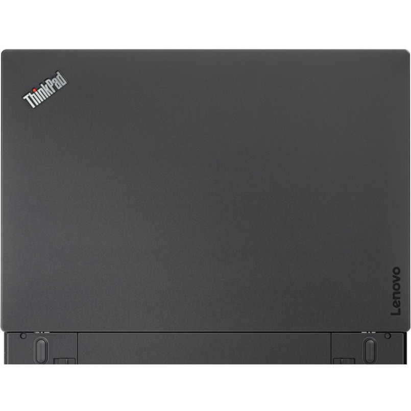 Lenovo ThinkPad T470 20HD000LUK 35.6 cm 14inch LCD Notebook - Intel Core i7 7th Gen i7-7600U Dual-core 2 Core 2.80 GHz - 8 GB DDR4 SDRAM - 256 GB SSD - Windows 10