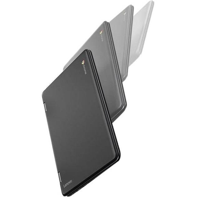 Lenovo N23 Yoga ZA260059GB 29.5 cm 11.6inch Touchscreen LCD 2 in 1 Chromebook - MediaTek M8173C Quad-core 4 Core 2.10 GHz - 4 GB LPDDR3 - 32 GB Flash Memory - Chrom
