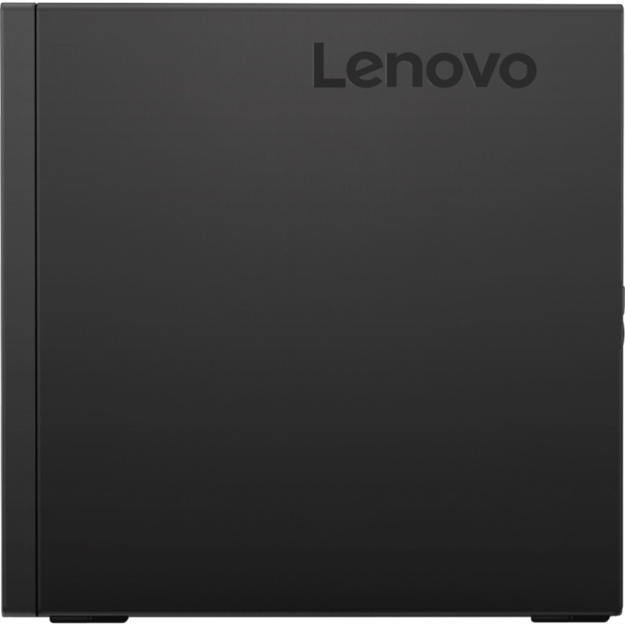 Lenovo ThinkCentre M720q 10T7004BUK Desktop Computer - Core i5 i5-8400T - 8  GB RAM - 256 GB SSD - Tiny - Black - Windows 10 Pro 64-bit - Bluetooth