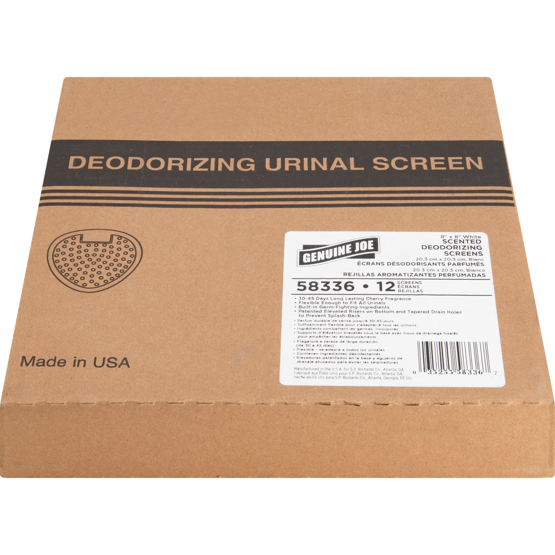 Genuine Joe Deluxe Urinal Screen