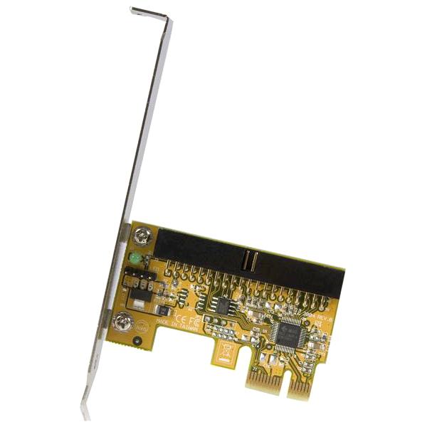 StarTech.com 1 Port PCI Express IDE Controller Adapter Card