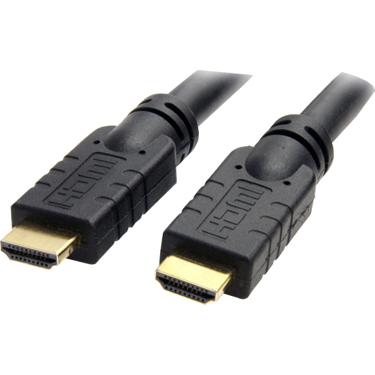 StarTech.com 80 ft Active High Speed HDMI to HDMI Digital Video Cable - HDMI - 80ft - 1 x HDMI Male