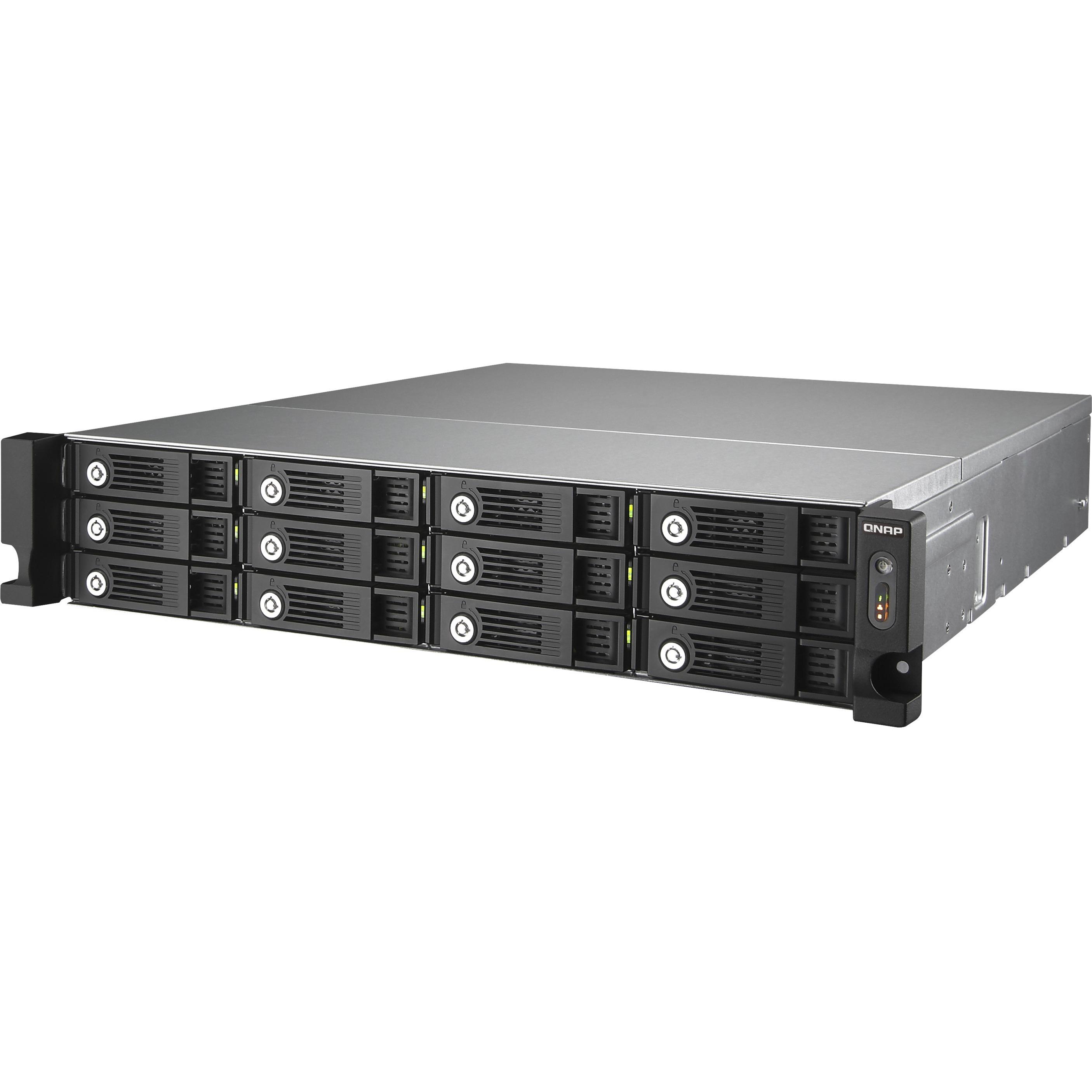 QNAP TS-1253U-RP TurboNAS QTS Driver Download (2019)