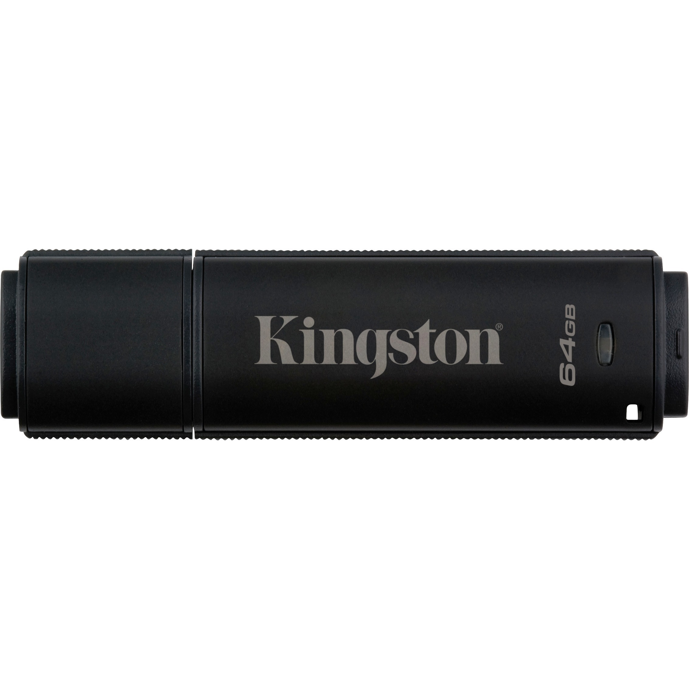 Kingston DataTraveler 4000 G2 64 GB USB 3.0 Flash Drive - 256-bit AES
