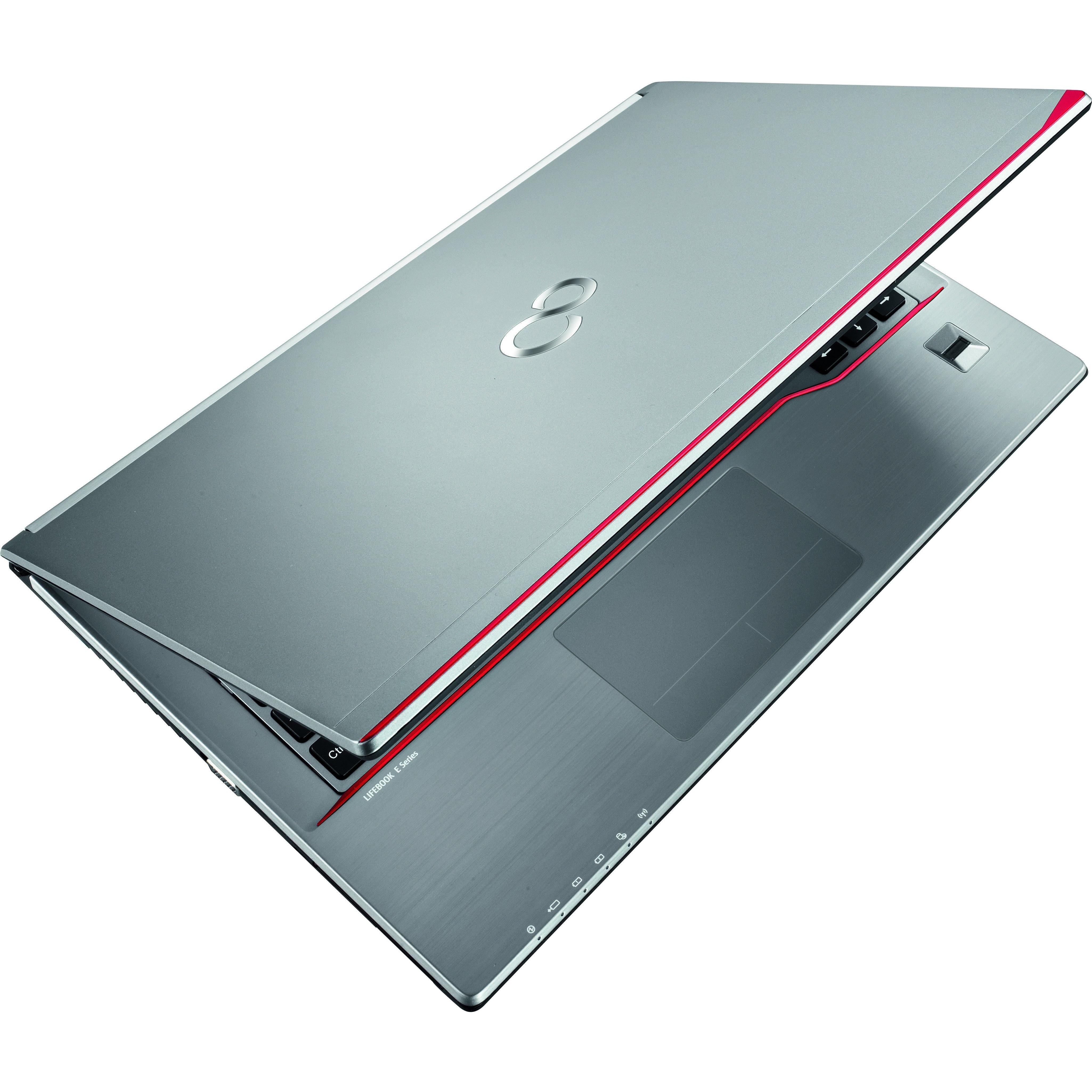 Fujitsu LIFEBOOK E736 33.8 cm 13.3inch LCD Notebook - Intel Core i5 6th Gen i5-6200U Dual-core 2 Core 2.30 GHz - 8 GB DDR4 SDRAM - 256 GB SSD - Windows 10 Pro 64-