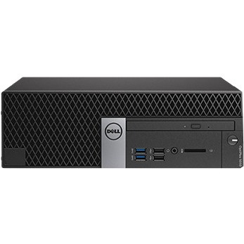 Dell OptiPlex 5050 Desktop Computer - Intel Core i5 7th Gen i5-7500 3.40 GHz - 8 GB DDR4 SDRAM - 500 GB HDD - Windows 10 Pro 64-bit Multi Language - Small Form F