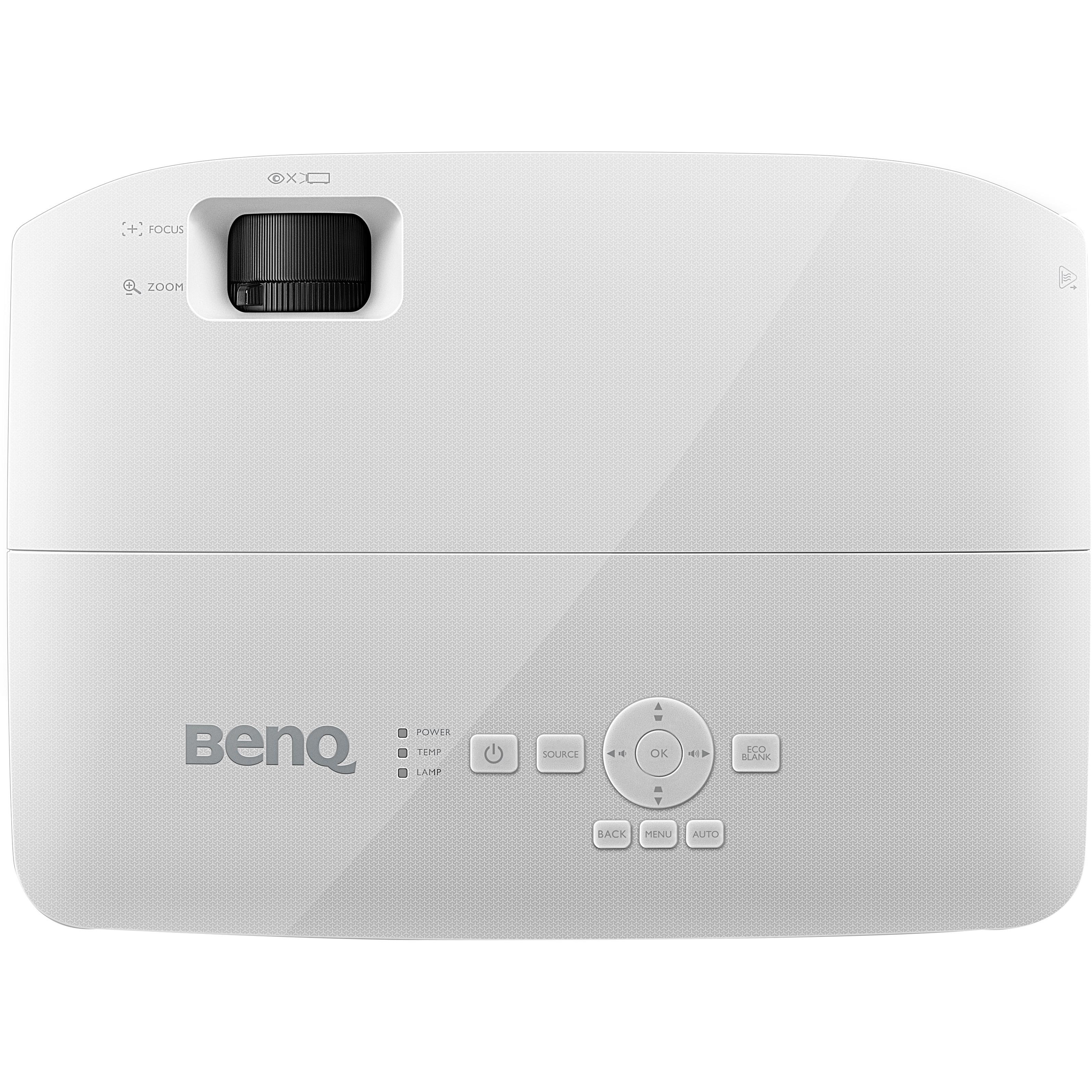 BenQ MH534 3D Ready DLP Projector - 1080p - HDTV - 16:9