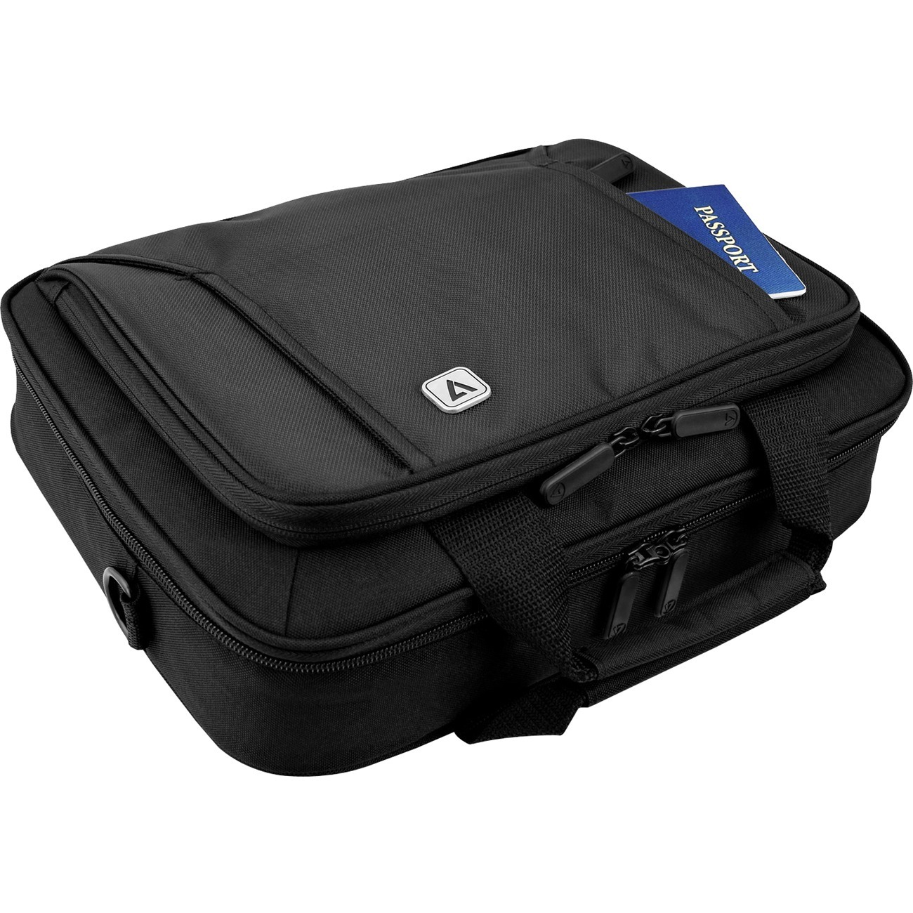 V7 PROFESSIONAL CCP13-BLK-9E Carrying Case for 33.8 cm 13.3inch Notebook - Black