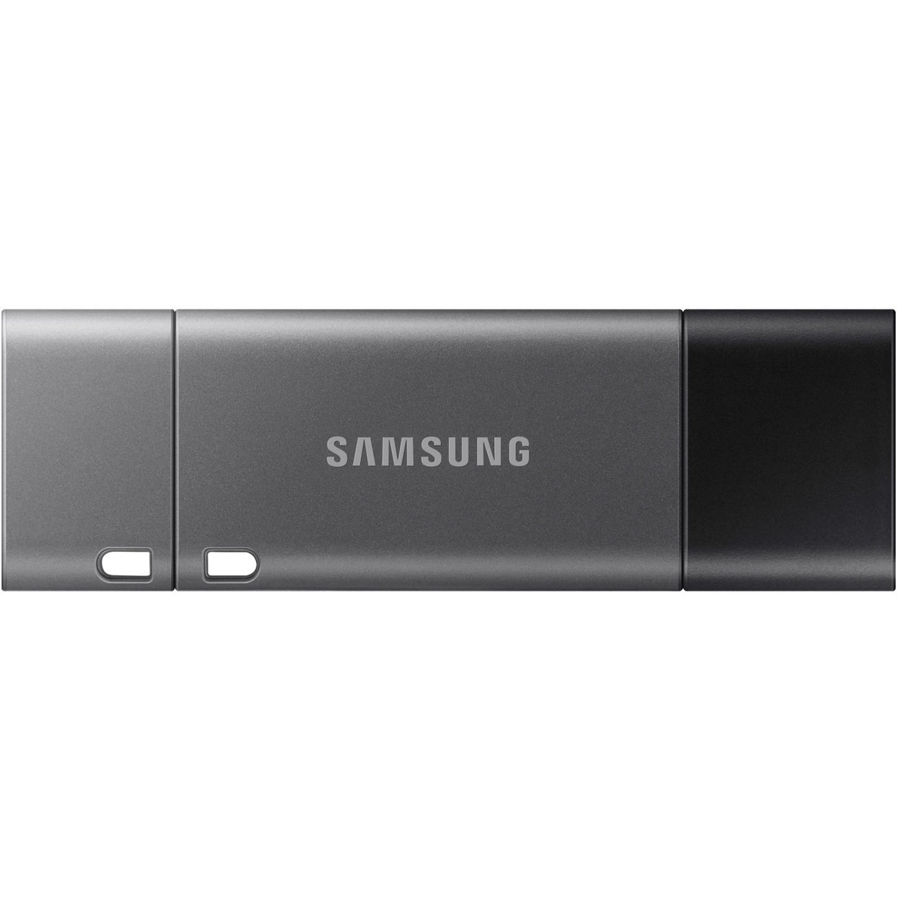 Samsung Duo Plus 128 GB USB 3.1 Type A, USB 3.1 Type C Flash Drive - Black