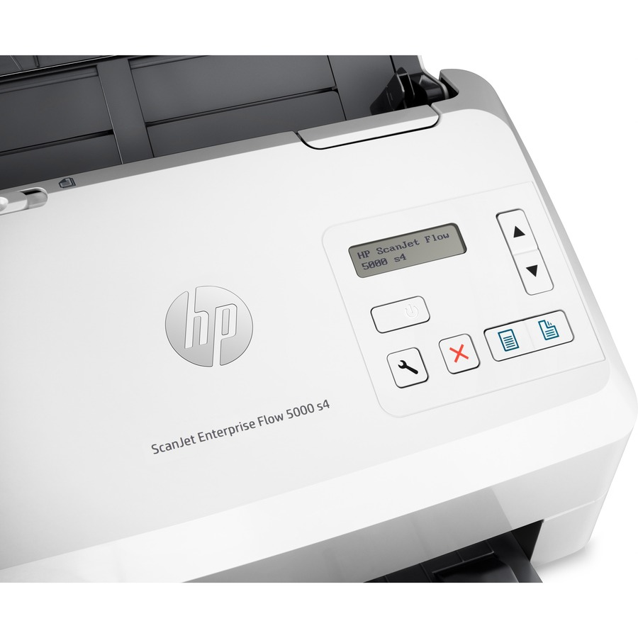 sheetfed scanners hp scanjet 5000 s4 sheetfed scanner 600 dpi rh businesssourceproducts com HP Scanjet 7000 S2 hp scanjet 5000 user guide