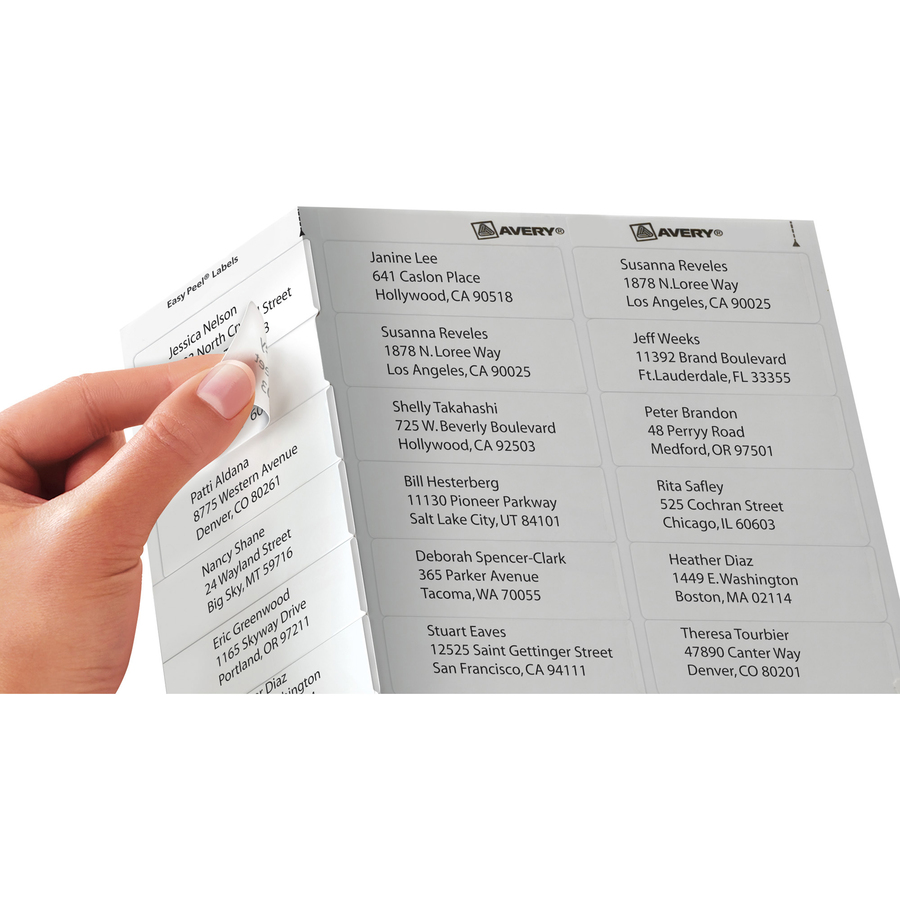 Wholesale Address Amp Mailing Labels By Avery Discounts On