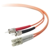Belkin Duplex Fiber Optic Patch Cable F2F402L0-03M 00722868459133