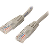 Startech.com Patch Cable - RJ-45 (m) - RJ-45 (m) - 6 Ft - Utp - ( Cat 5e ) - Gray M45PATCH6GR 00065030781954