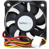 Startech.com Replacement 50mm Ball Bearing Cpu Case Fan - LP4 - TX3 Connector - System Fan Kit - 60 Mm FAN5X1TX3 00065030786362