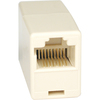 Tripp Lite Telephone Straight Through Modular In-line Coupler RJ45 F/f N033-001 00037332013156