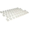 Tripp Lite Cat5e Cat5 RJ45 Modular In-line Connectors Standard 50 Pack N031-050 00037332013132
