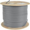 Tripp Lite 1000ft Cat5 / Cat5e 350MHz Bulk Stranded-core Pvc Cable Gray 1000