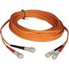 Tripp Lite 10M Duplex Multimode 50/125 Fiber Optic Patch Cable Sc/sc 33