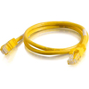 C2G-3ft Cat6 Snagless Crossover Unshielded (utp) Network Patch Cable - Yellow 27871 00757120278719