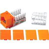 C2G Cat6 RJ45 Utp Keystone Jack - Orange 29315 00757120293156