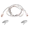 Belkin Cat.6 Snagless Patch Cable A3L980-20-WHT-S 00722868572856