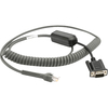 Zebra Coiled Cable CBA-R11-C09ZAR