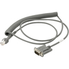 Zebra Coiled RS232 Cable CBA-R09-C09ZAR