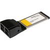 Startech.com 4 Port Expresscard Laptop Usb 2.0 Adapter Card EC400USB 00065030825092