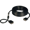 Tripp Lite Vga Coax Monitor Easy Pull Cable , High Resolution Cable With Rgb Coax P503-100 00037332142276