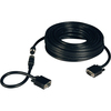 Tripp Lite Vga Coax Monitor Easy Pull Extension Cable, High Resolution Cable With Rgb Coax P501-100 00037332142269