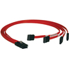 Tripp Lite 18in Internal Sas Cable 4-Lane Mini-sas SFF-8087 To 4x Sata 7pin S508-18N 00037332143358