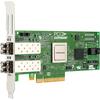 Emc Lightpluse Dual Port Fibre Channel Host Bus Adapter LPE12002-E 00884116208921
