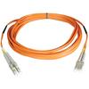 Tripp Lite 8M Duplex Multimode 50/125 Fiber Optic Patch Cable Lc/lc 26