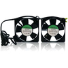 Istarusa WA-FANAC120 Cooling Fan - 2 Pack WA-FANAC120 00846813012638