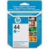 Hp 44 Cyan Ink Cartridge 51644C 00088698055908