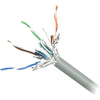 Belkin Cat. 6a Stp Solid Cable F2CP004-1000-GY 00722868685938