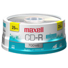 Maxell 48X Cd-r Media 648446 00025215625749