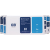 Hp 81 (C4991A) Original Ink Cartridge C4991A