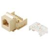 Steren Keystone Modular Jack 310-108WH-10 00884645105197