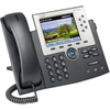 Cisco 7965G Ip Phone - Refurbished - Cable - Desktop, Wall Mountable - Dark Gray, Silver CP-7965G-RF 00882658270253