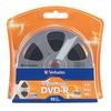 Verbatim Digitalmovie 8x Dvd-r Media 96856 00023942968566