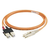 Panduit Fiber Optic Duplex Patch Cord F6E10-10M2Y 00821455075302