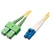 Tripp Lite 1M Duplex Singlemode 8.3/125 Fiber Optic Patch Cable Lc/sc/apc 3