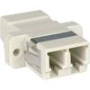 Tripp Lite Duplex Fiber Optic Smf Singlemode Network Coupler Lc/lc N455-000-S 00037332150066