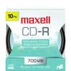 Maxell 48x Cd-r Media 648450 00025215623257