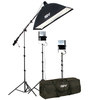 Smith-victor Quartz SL260 Continuous Lighting Kit 401408 00037733008249